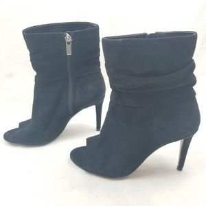 Vince Camuto Catillia Open Toe Slouchy Bootie |128